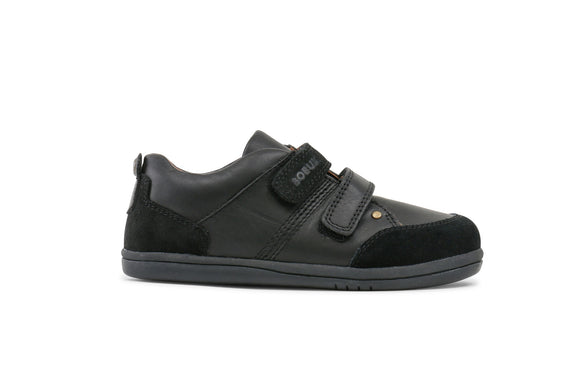 Bobux Kids Plus Black Trainer