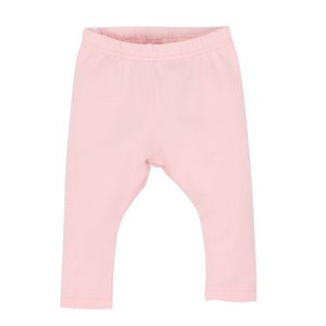 Bebe Plain Leggings /Pastel Pink