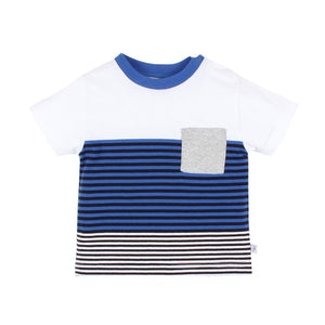 Fox and Finch Urban Stripe Tee *** NOW 50% OFF