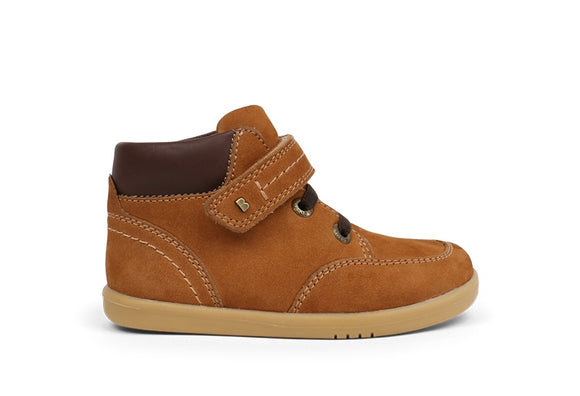 Bobux I Walk Timber Boot Mustard