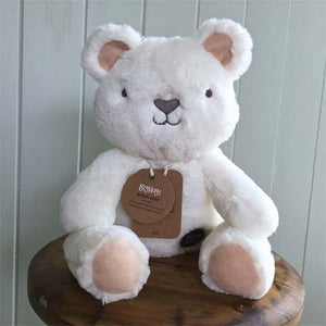 OB Designs Byron Bear White