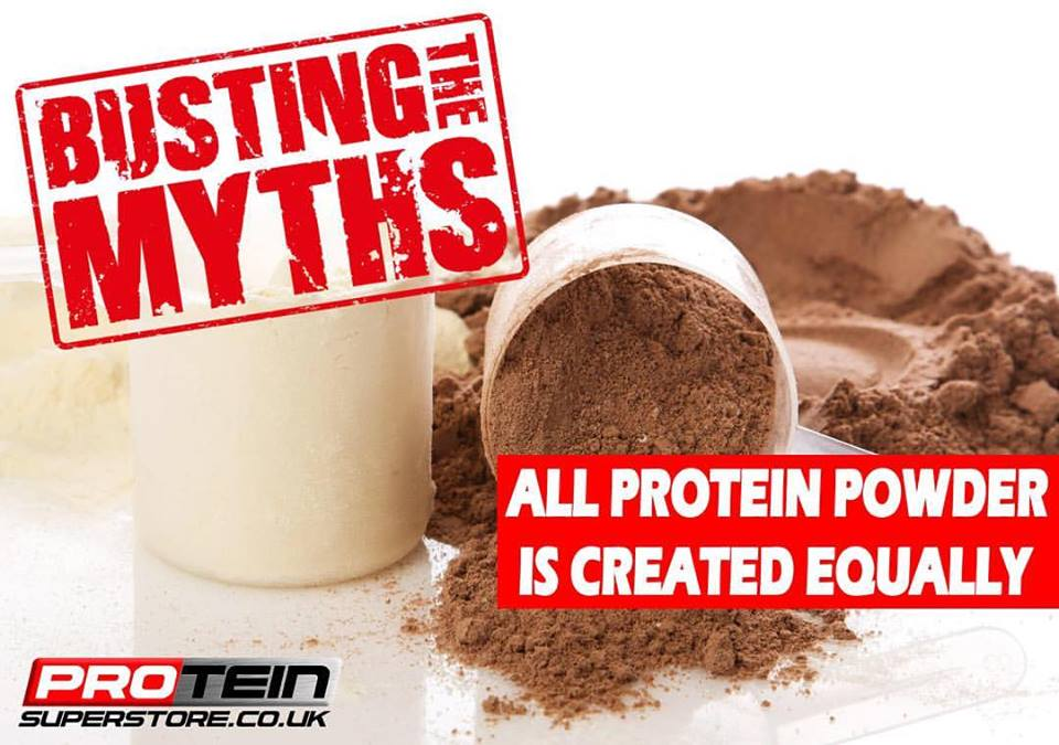 All Protein Powder is Created Equally