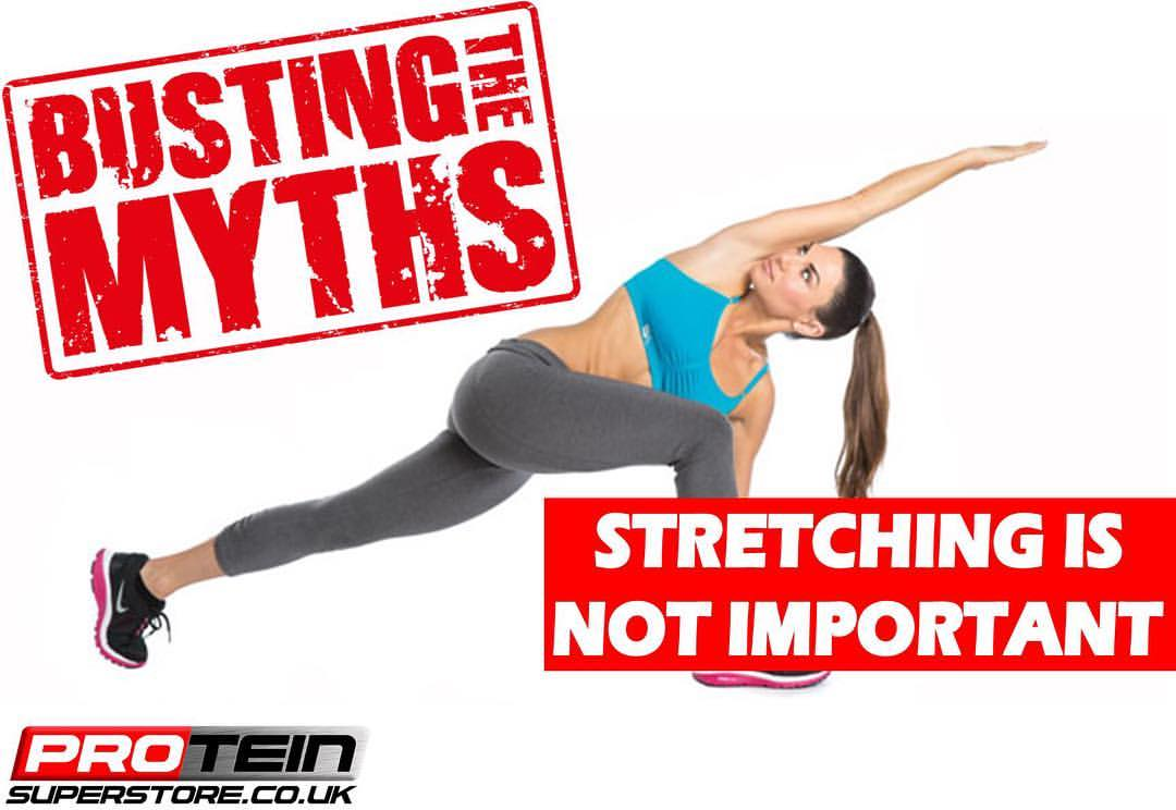 Stretching Is Not Important