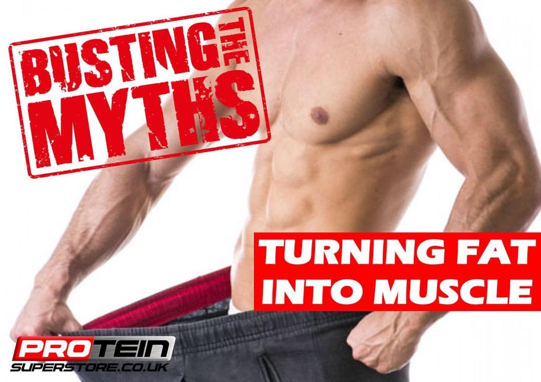 Turning Fat Into Muscle