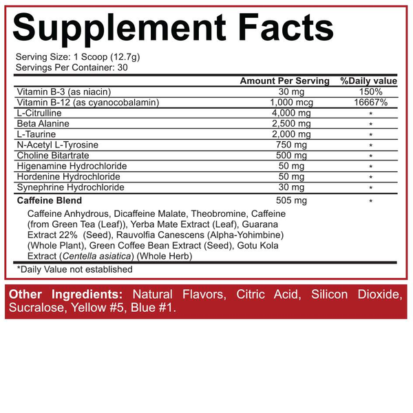 5% Nutrition 5150 - Protein Superstore
