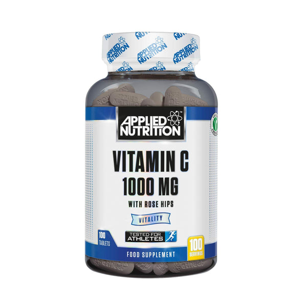 Applied Nutrition Vitamin C 1000mg With Rose Hips - Protein Superstore
