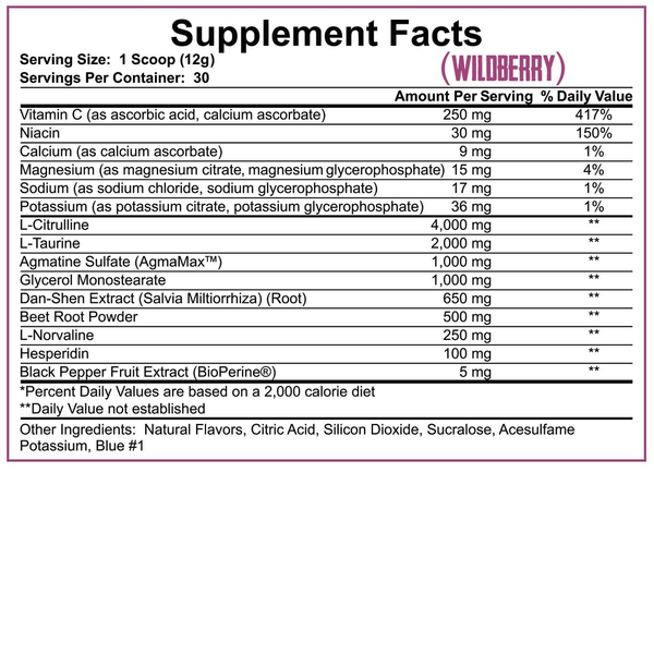 5% Nutrition Full as F*CK - Protein Superstore