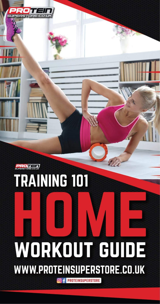 TRAINING 101 - HOME WORKOUT GUIDE
