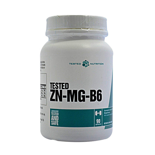 Tested ZN-MG-B6 - Protein Superstore