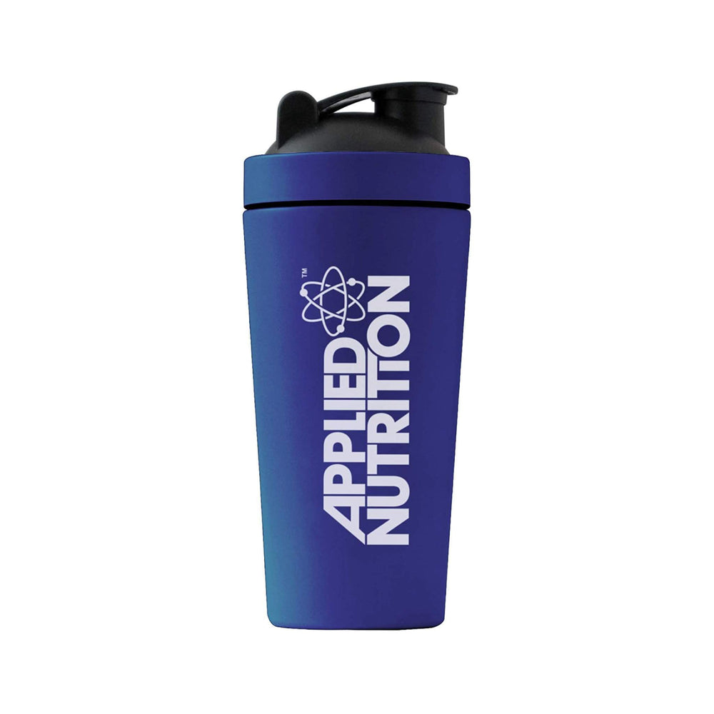 Applied Nutrition Steel Shaker Blue
