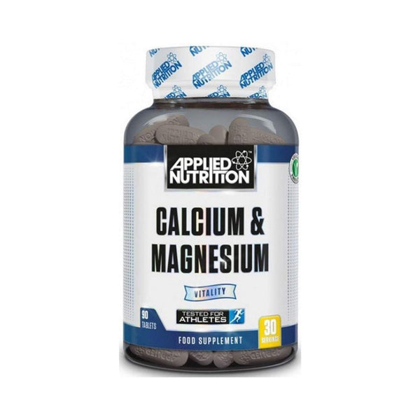 Applied Nutrition Calcium & Magnesium - Protein Superstore