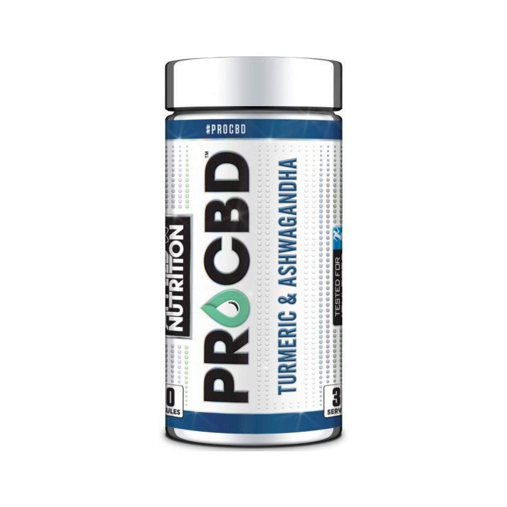 Applied Nutrition Pro CBD Capsules