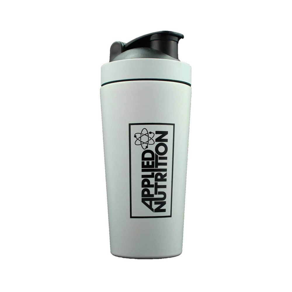 Applied Nutrition Steel Shaker White