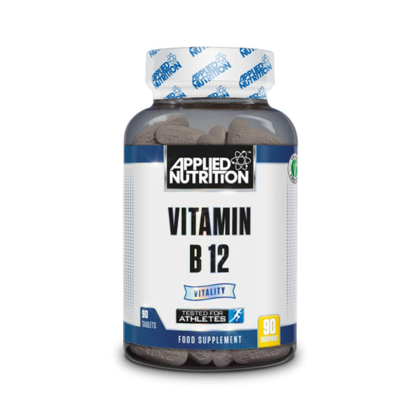 Applied Nutrition Vitamin B12 - Protein Superstore