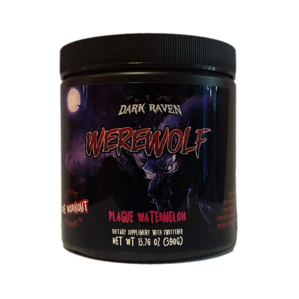 Werewolf Pre-Workout - Protein Superstore