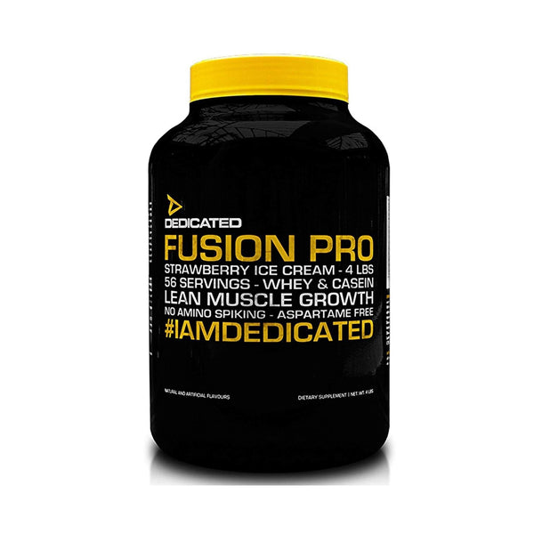 Dedicated Fusion Pro - Protein Superstore