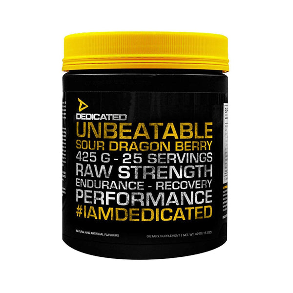 Dedicated Unbeatable - Protein Superstore
