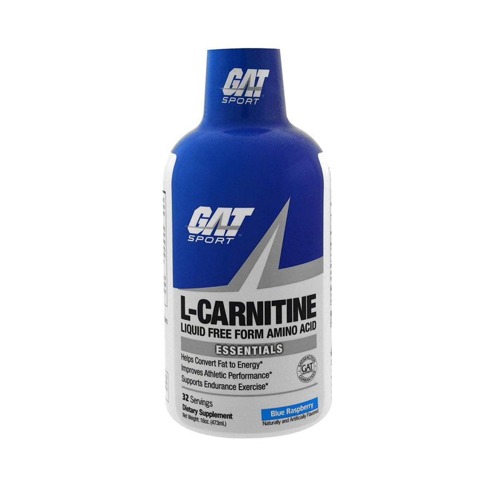 GAT L-Carnitine Liquid Past BBE