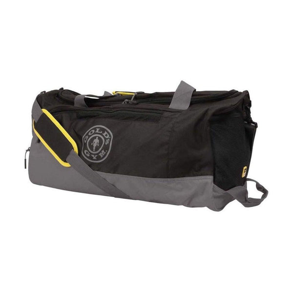 Gold's Gym Contrast Travel Bag