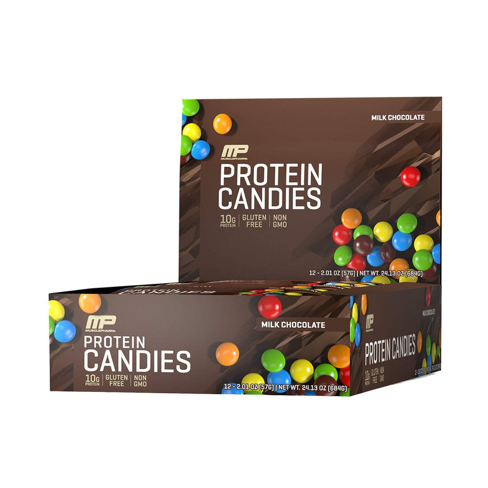 *MusclePharm Protein Candies