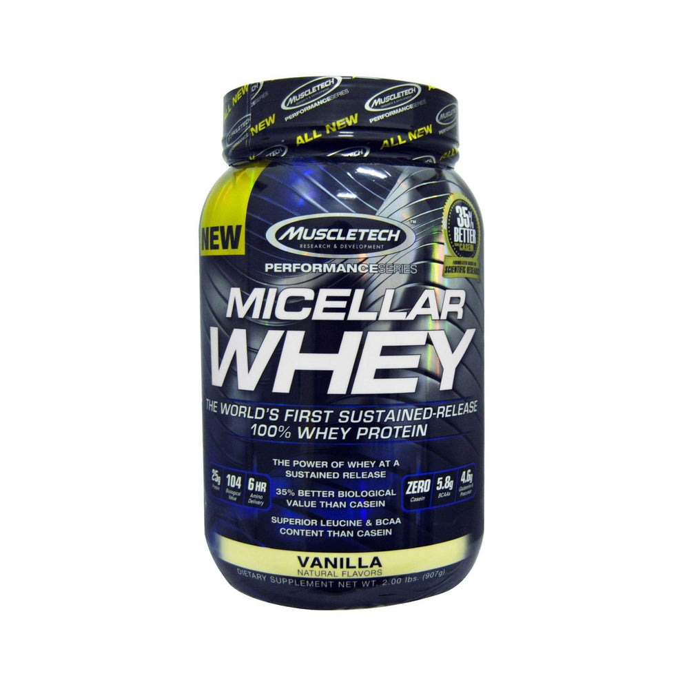 MuscleTech Micellar Whey Past BBE