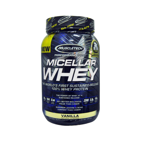 MuscleTech Micellar Whey - Protein Superstore