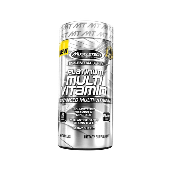 Muscletech Platinum Multi Vitamin