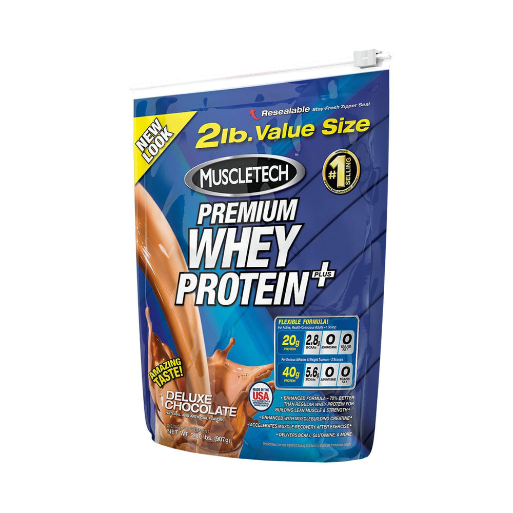 MuscleTech Premium Whey Protein+