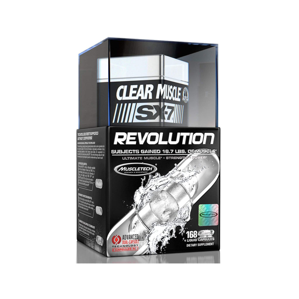 Muscletech SX-7 Revolution Clear Muscle