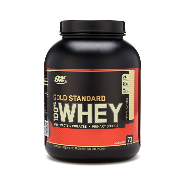 Optimum Nutrition Gold Standard 100% Whey - Protein Superstore