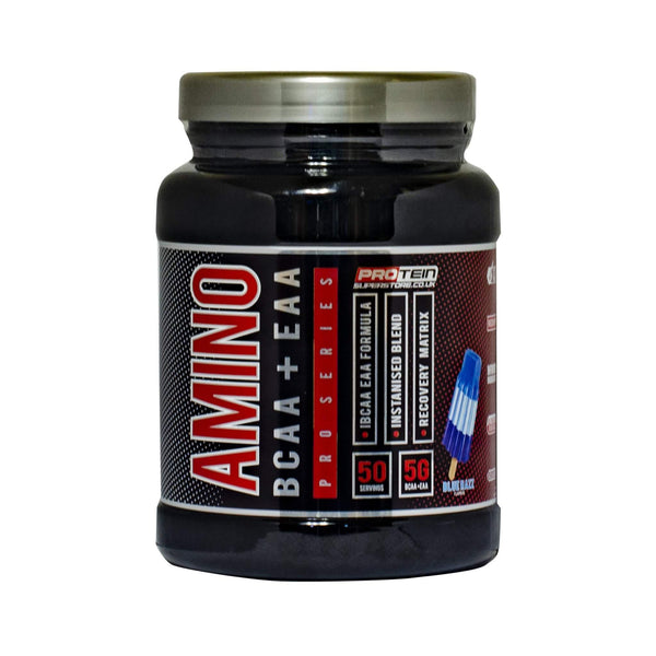 Protein Superstore Amino BCAA + EAA - Protein Superstore
