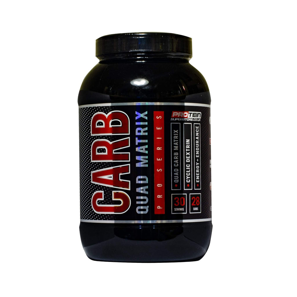 Protein Superstore Carb Quad Matrix