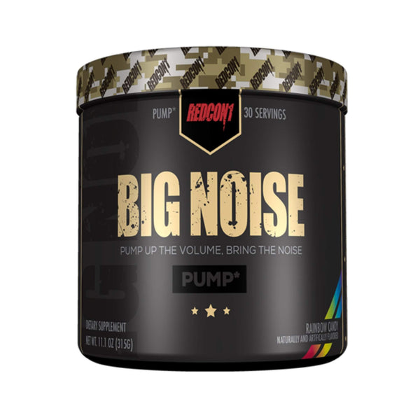Redcon1 Big Noise Rainbow Candy / 30 Servings Pre-Workout
