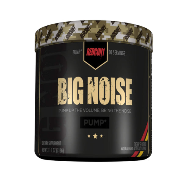 Redcon1 Big Noise Tigers Blood / 30 Servings Pre-Workout