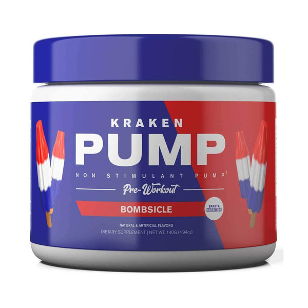 Sparta Nutrition Kraken Pump - Protein Superstore
