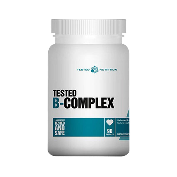 Tested Nutrition Tested-B Complex - Protein Superstore