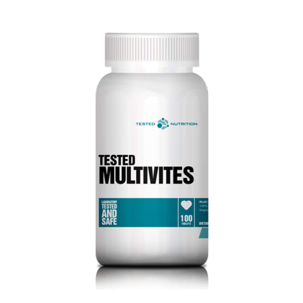 Tested Nutrition Tested Multivites - Protein Superstore