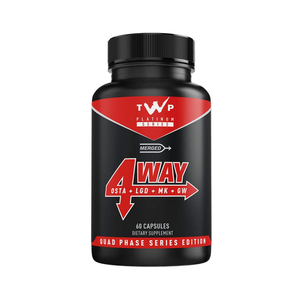 TWP Nutrition 4Way - Protein Superstore