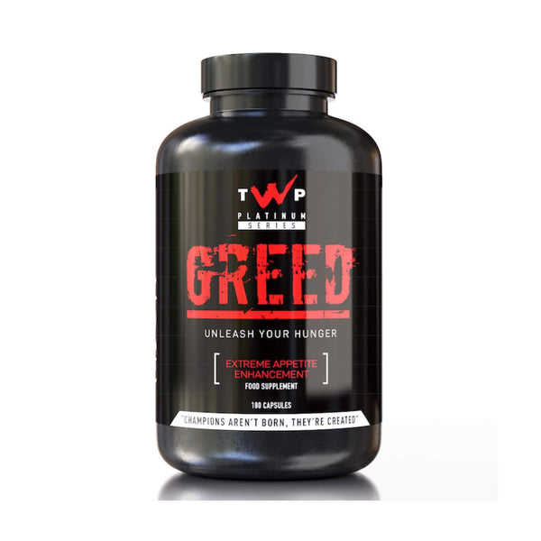 TWP Nutrition Greed - Protein Superstore