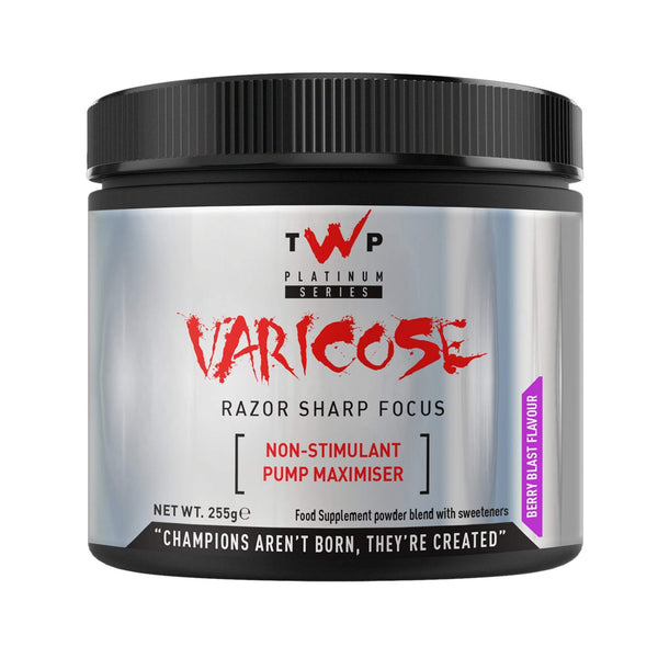 TWP Nutrition Varicose - Protein Superstore