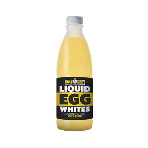 Uncle Jack's Liquid Egg Whites - Protein Superstore