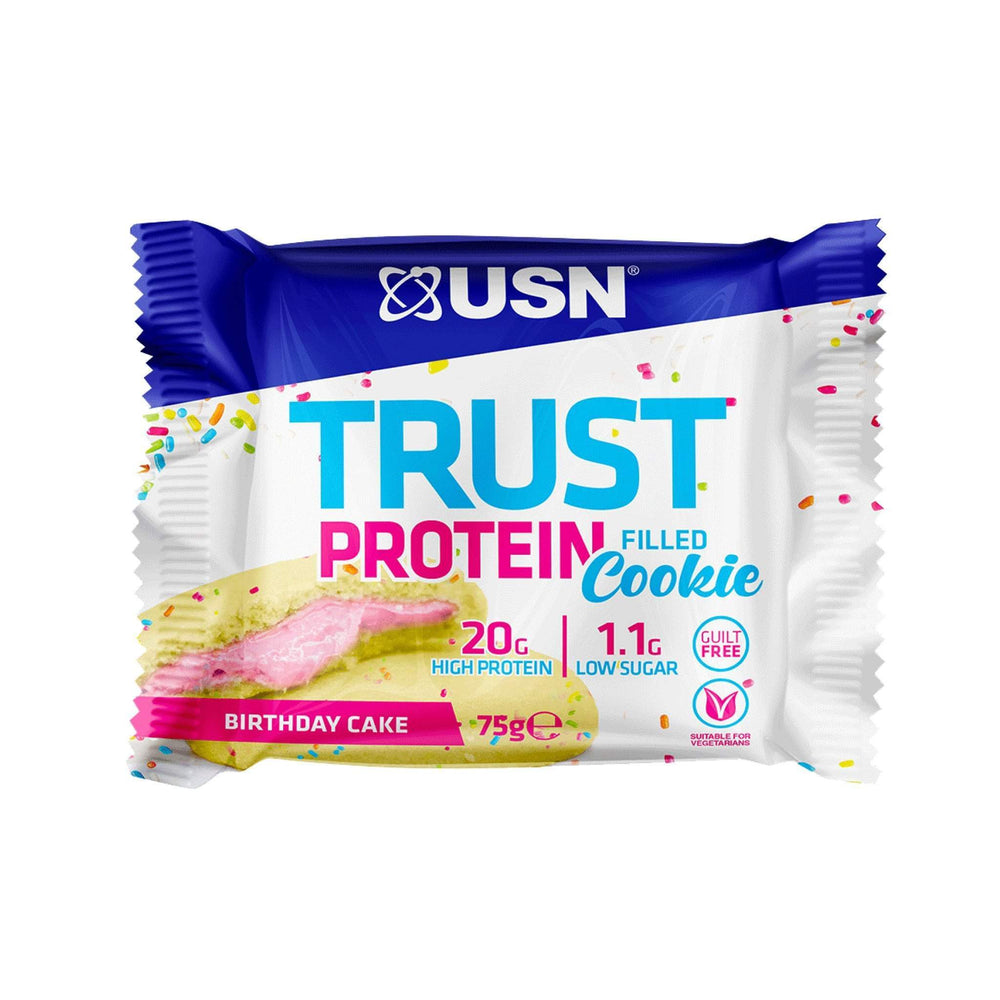 USN Trust Cookies Box of 12 PAST BBE