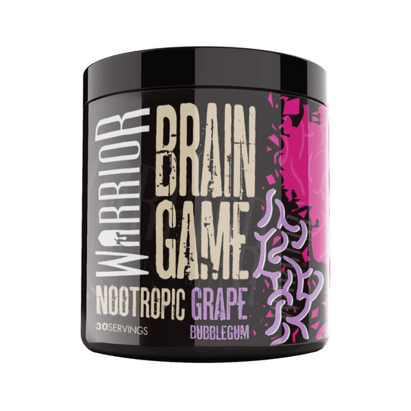 Warrior Brain Game Nootropic