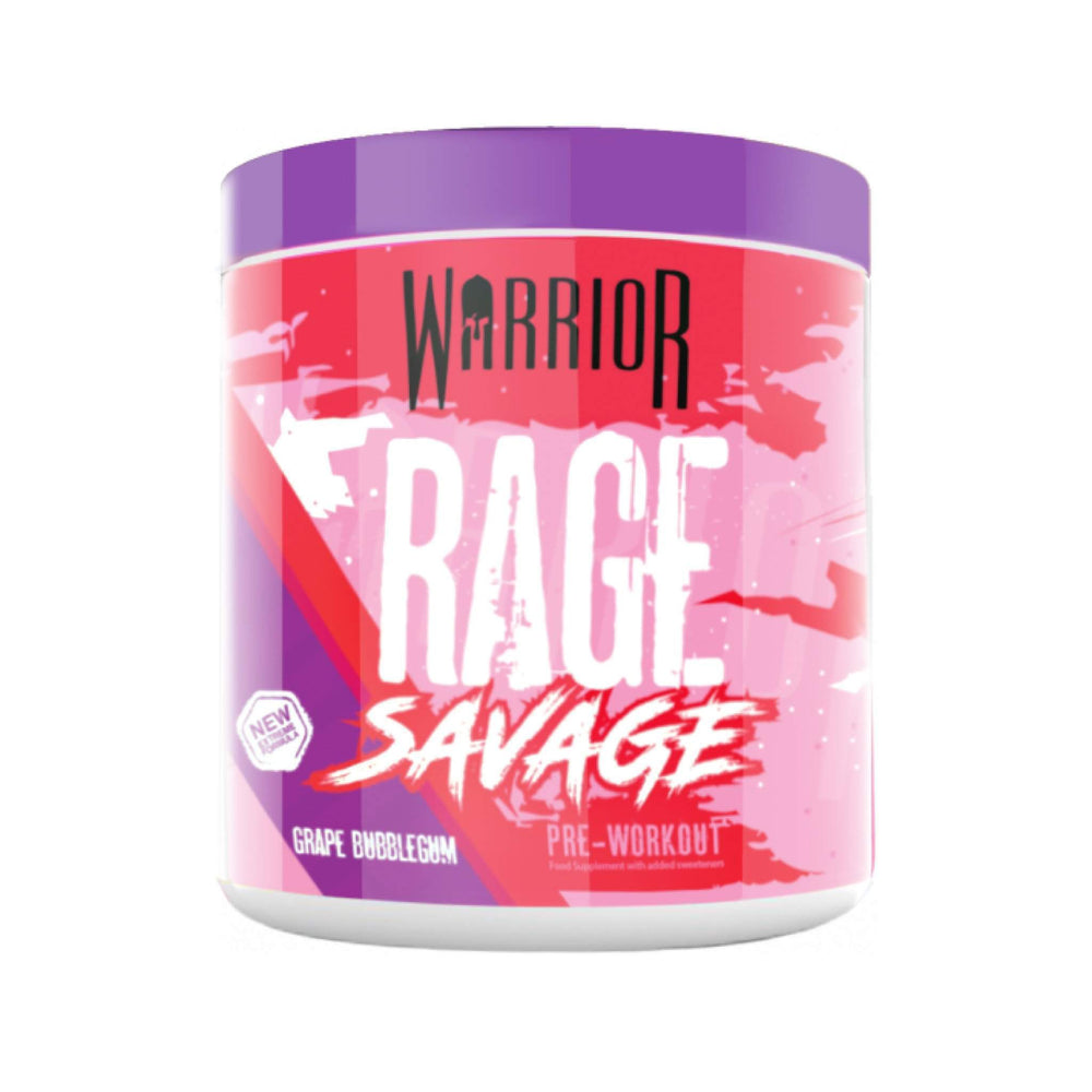 Warrior Rage Savage Pre-Workout