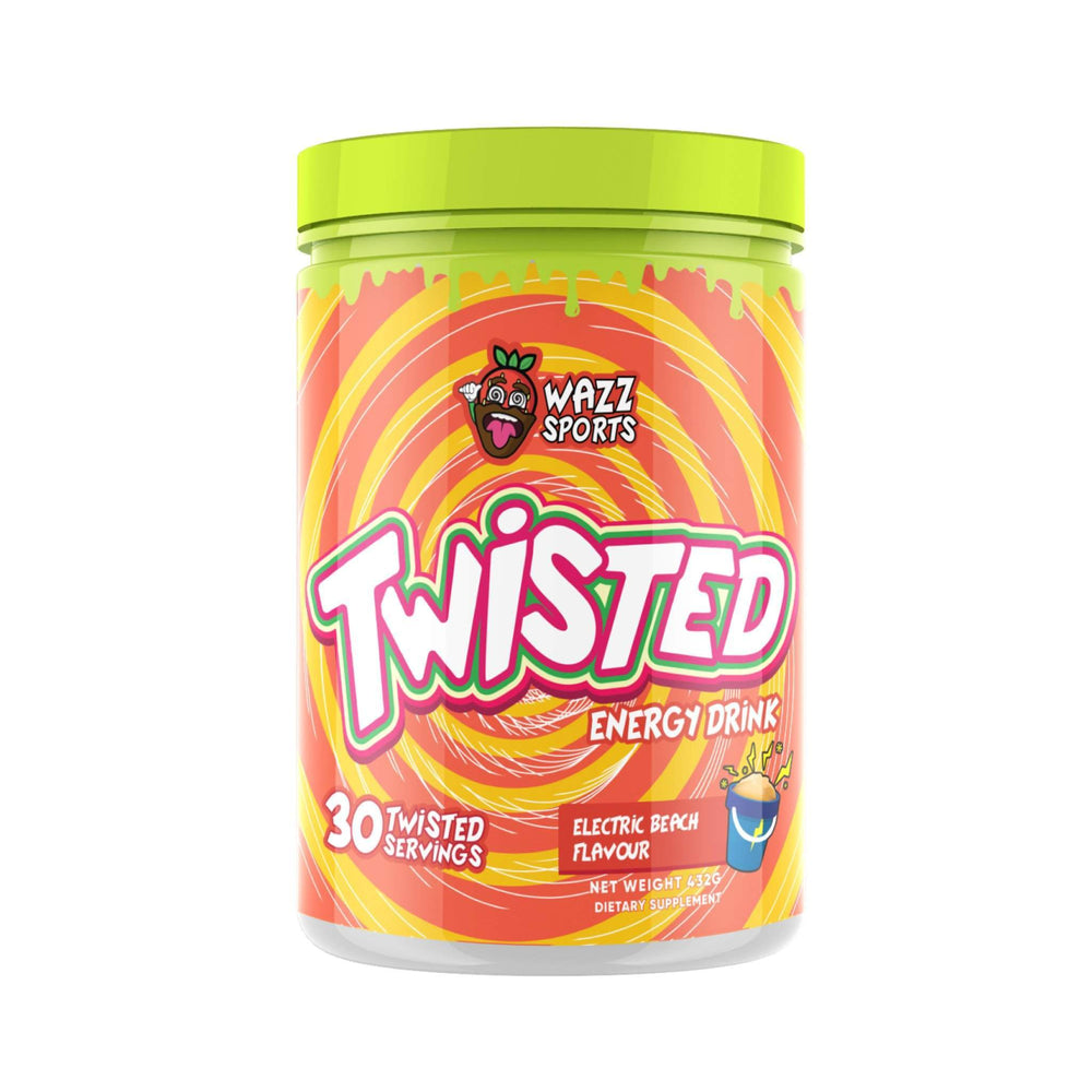 Wazz Sports Twisted Pre-Workout