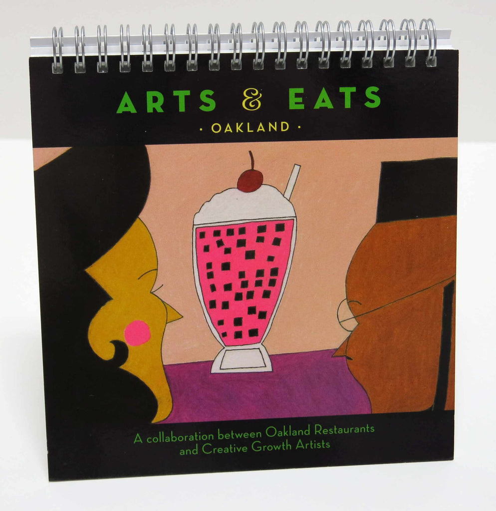Art and Eats Cookbook