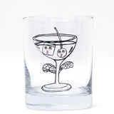 'FLYING FLIGHT' Glasses Set