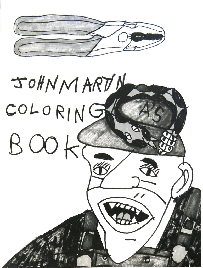 John Martin Coloring Books: Vol. 1 & 2