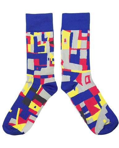 NEW! 'KALEIDOSCOPE' Socks