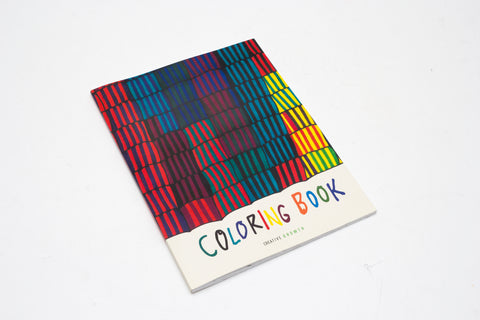 Creative Growth Coloring Book